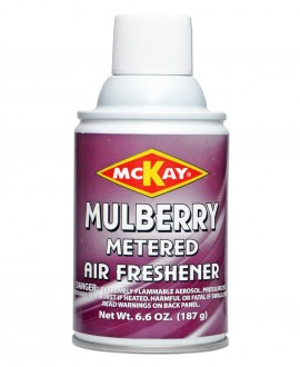 Metered Air Freshener - Mulberry