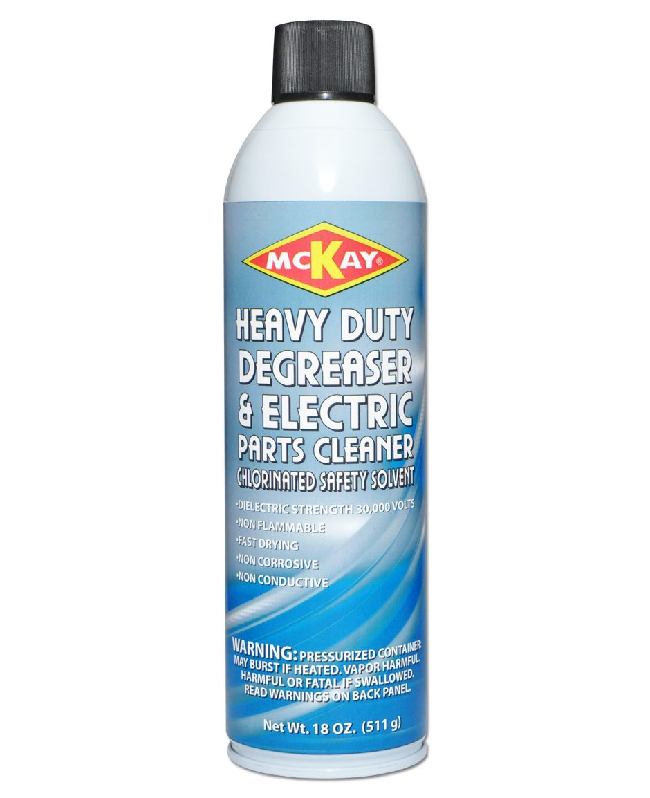 Heavy Duty Degreaser & Electrical Parts Cleaner