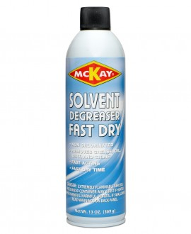 Solvent Degreaser - Fast Dry