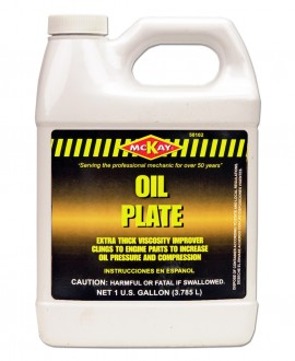 Oil Plate