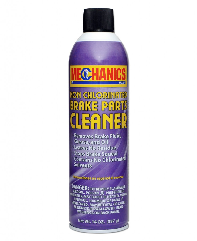 Non-Chlorinated Brake Parts Cleaner