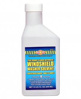 Windshield Washer Solvent