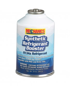 134a REFRIGERANT with Synthetic Refrigerant Booster