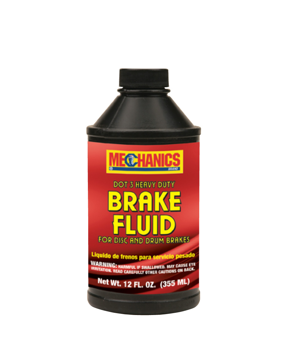 dot 3 brake fluid Premium grade brake fluid designed for all abs, drum or disc brake systems requiring dot 3 or dot 4 fluid featuring a high dry boiling point, valvoline™ brake fluid reduces the risk of fluid evaporation and possible brake failure and the low-moisture formula provides excellent vapor lock protection for maximum braking performance, while also.